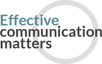 Effective Communication Matters
